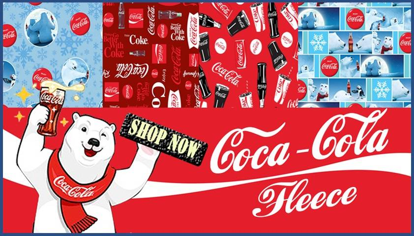 Coca Cola Fleece