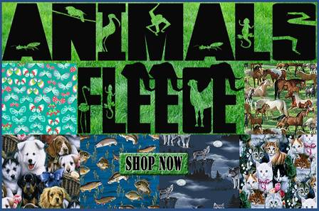 Animals Fleece