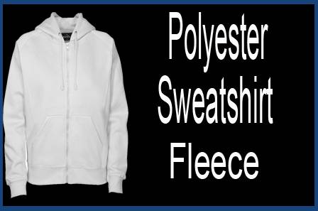 Polyester SweatShirt Fleece Fabric