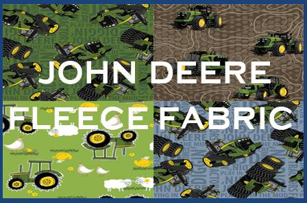 John Deere Fleece