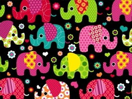 Juvenile Fleece Fabric