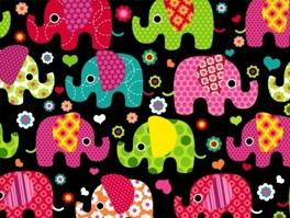 Juvenile Fleece Fabric