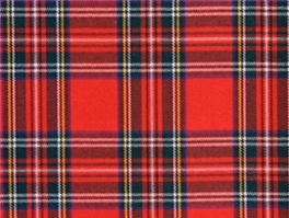 Plaids & Tartans Fleece Fabric