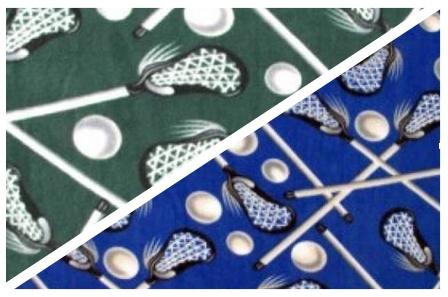 Lacrosse Fleece Fabric