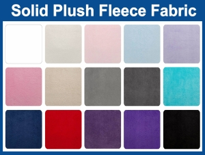 Plush Fleece Fabric