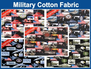 Military Cotton Fabric