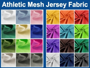 Athletic Mesh Fabric