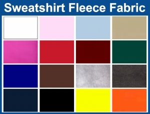 SweatShirt Fleece Fabric