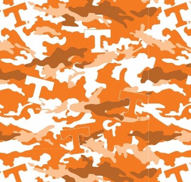 University of Tennessee Volts Camouflage Fleece