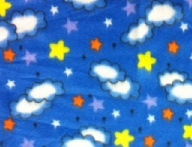 Stars In The Cloud Fleece
