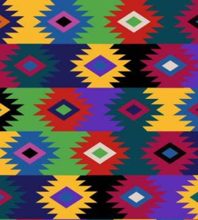 Pueblo Design Fleece