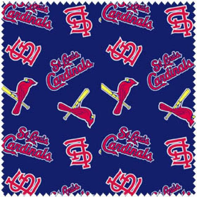 MLB St. Louis Cardinals Allovers Fleece