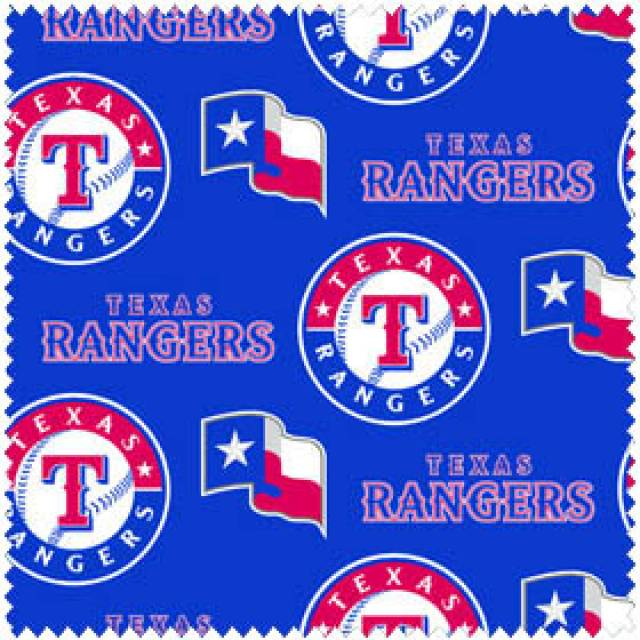 MLB Texas Rangers Fleece