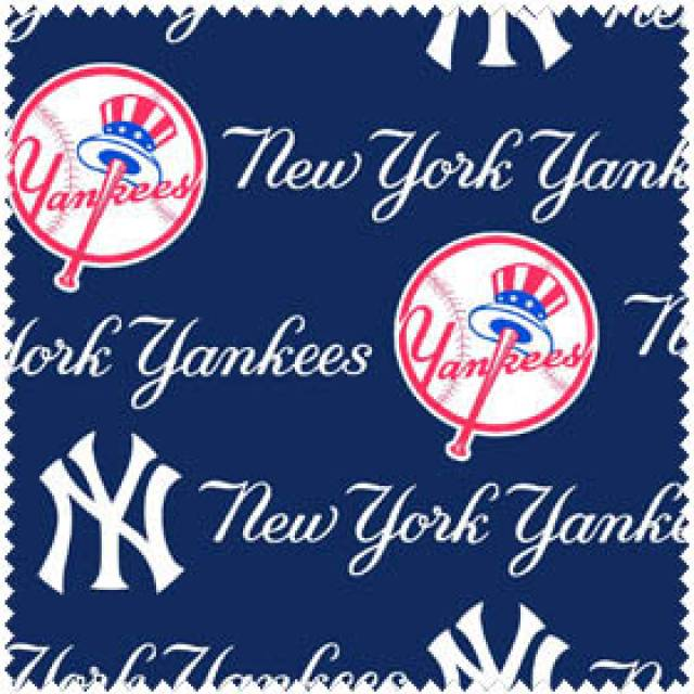 MLB New York Yankees Allovers Fleece