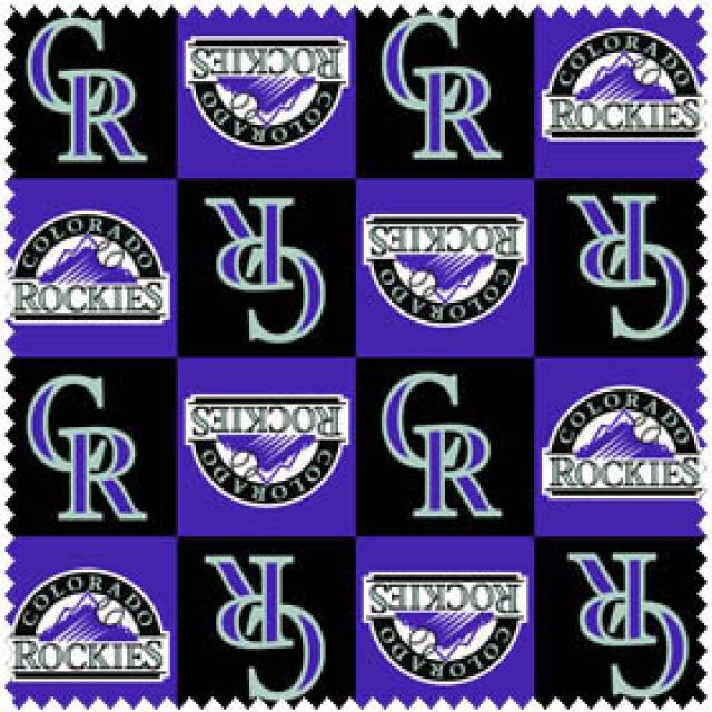 MLB Colorado Rockies Fleece