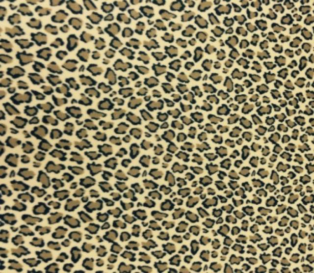 Leopard Prints Fleece Fabric