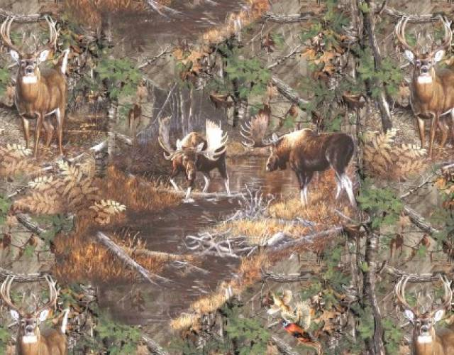 Realtree Into Woods Fleece