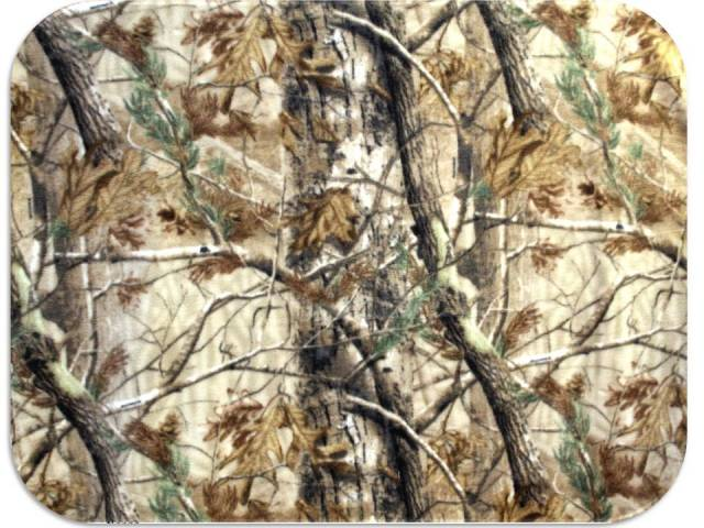 RealTree Camouflage Allover Fleece