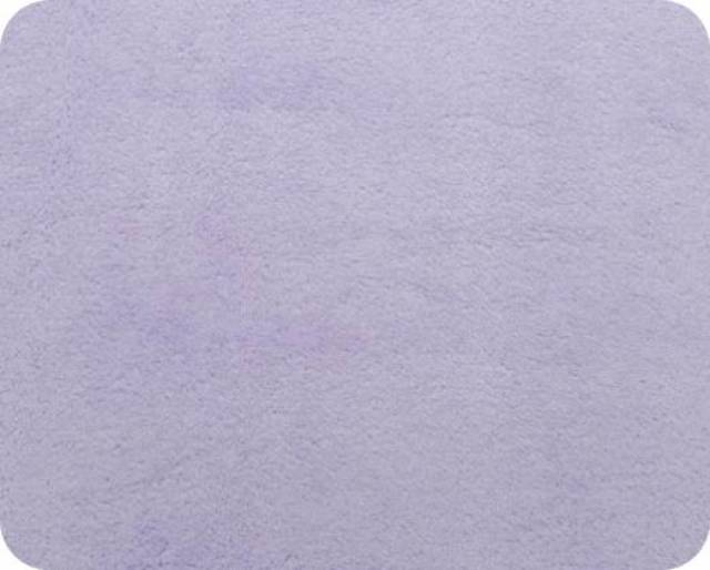 Lavender Plush Fleece Fabric