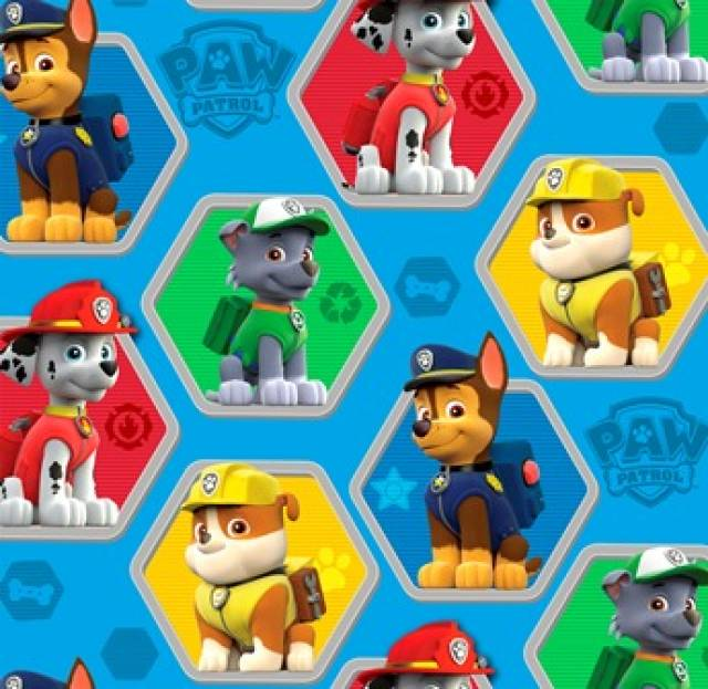 Paw Patrol Rescue Fleece