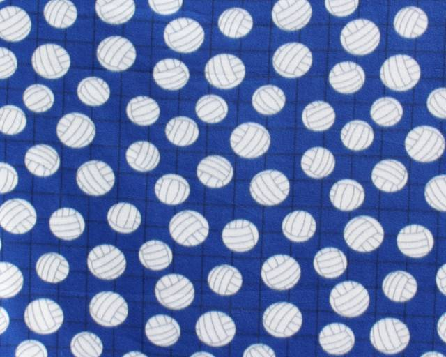 Volleyballs Royal Fleece