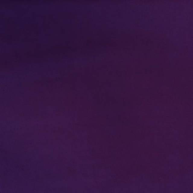 Purple Polyester Solid Poplin
