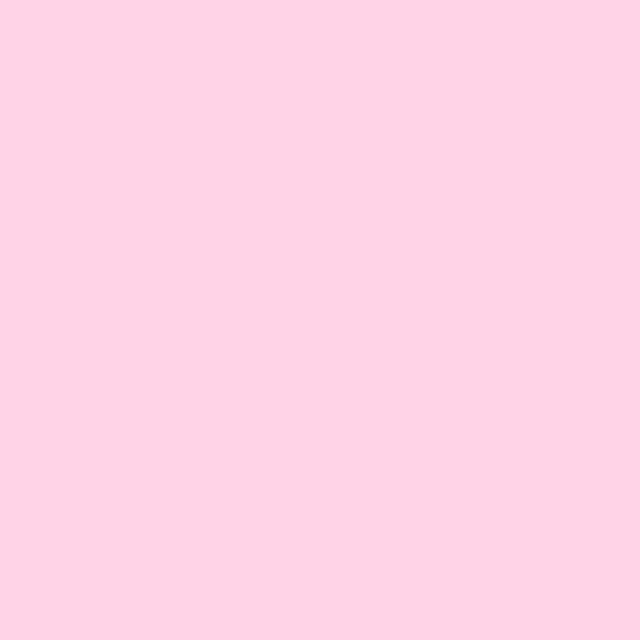 Baby Pink Polyester Solid Poplin
