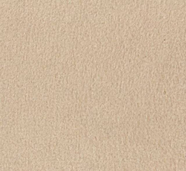Taupe Solid Anti-Pill Fleece Fabric