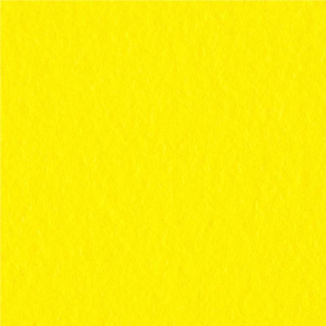 Canary Solid Anti-Pill Fleece Fabric