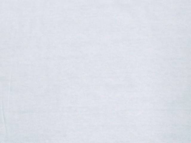 White Cotton Spandex Jersey Fabric