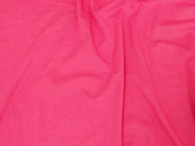 Fuchsia Cotton Spandex Jersey Fabric