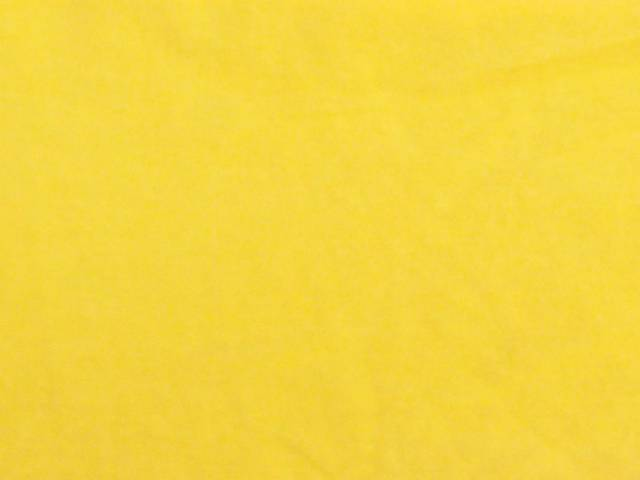 Canary Yellow Cotton Spandex Jersey Fabric