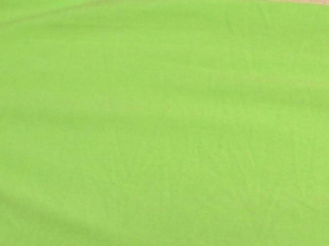 Lime Green Cotton Spandex Jersey Fabric