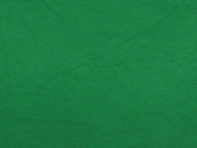 Kelly Green Cotton Spandex Jersey Fabric