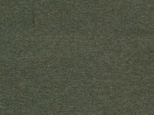 Charcoal Gray Cotton Spandex Jersey Fabric