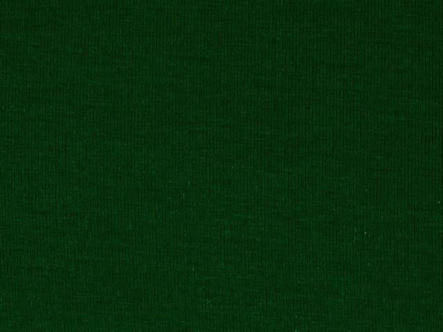 Forest Green Cotton Spandex Jersey Fabric