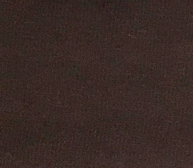 Brown Cotton Spandex Jersey Fabric