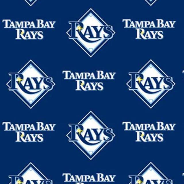 MLB Tampa Bay Rays Fleece