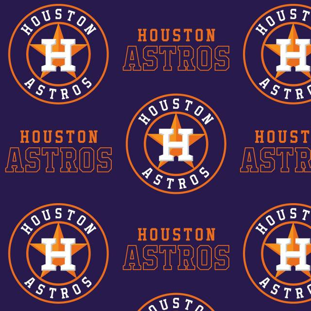 MLB Houston Astros Fleece