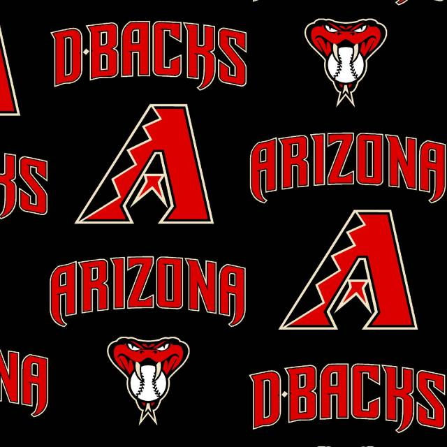 MLB Arizona Diamondbacks Allover Fleece