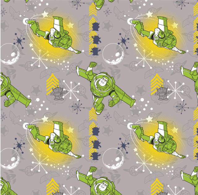 Disney Toy Story Fleece Fabric