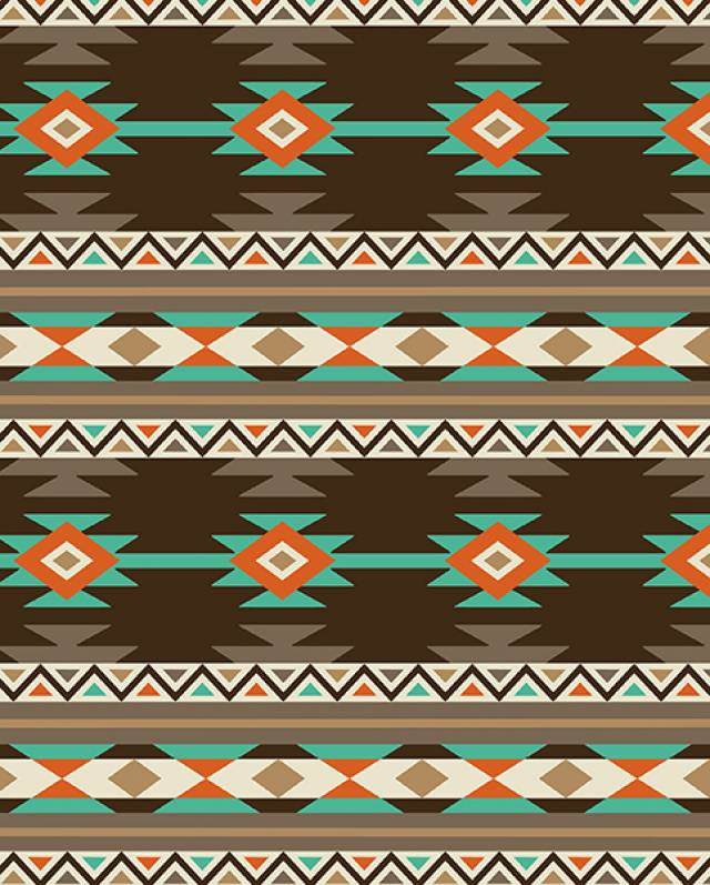 Desert Dawn Native American Fleece Fabric