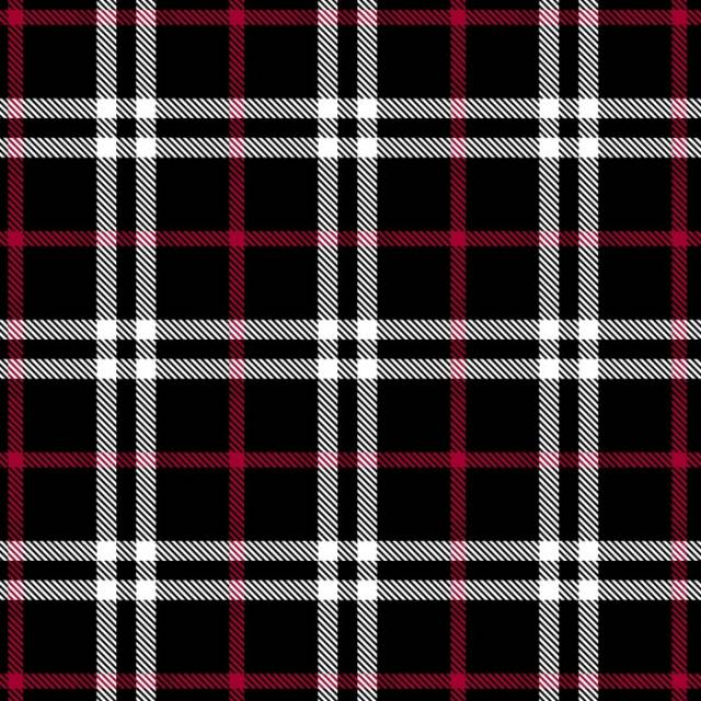 Kingston Plaids Allover Fleece Fabric