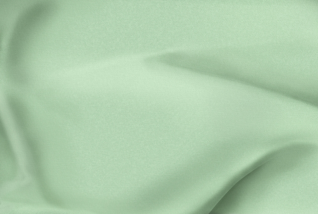Mint Polyester Poplin Fabric