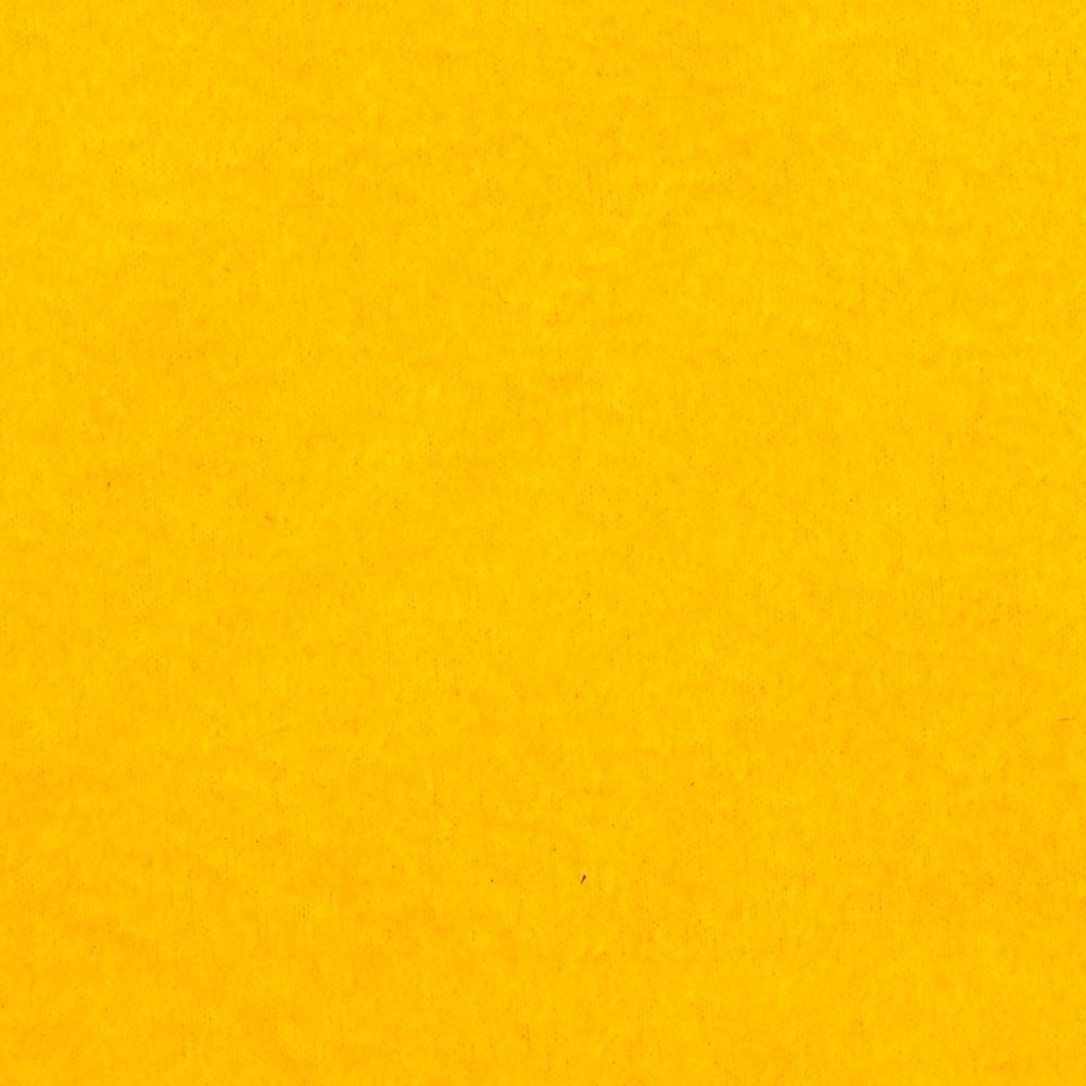 Canary Solid Fleece Fabric