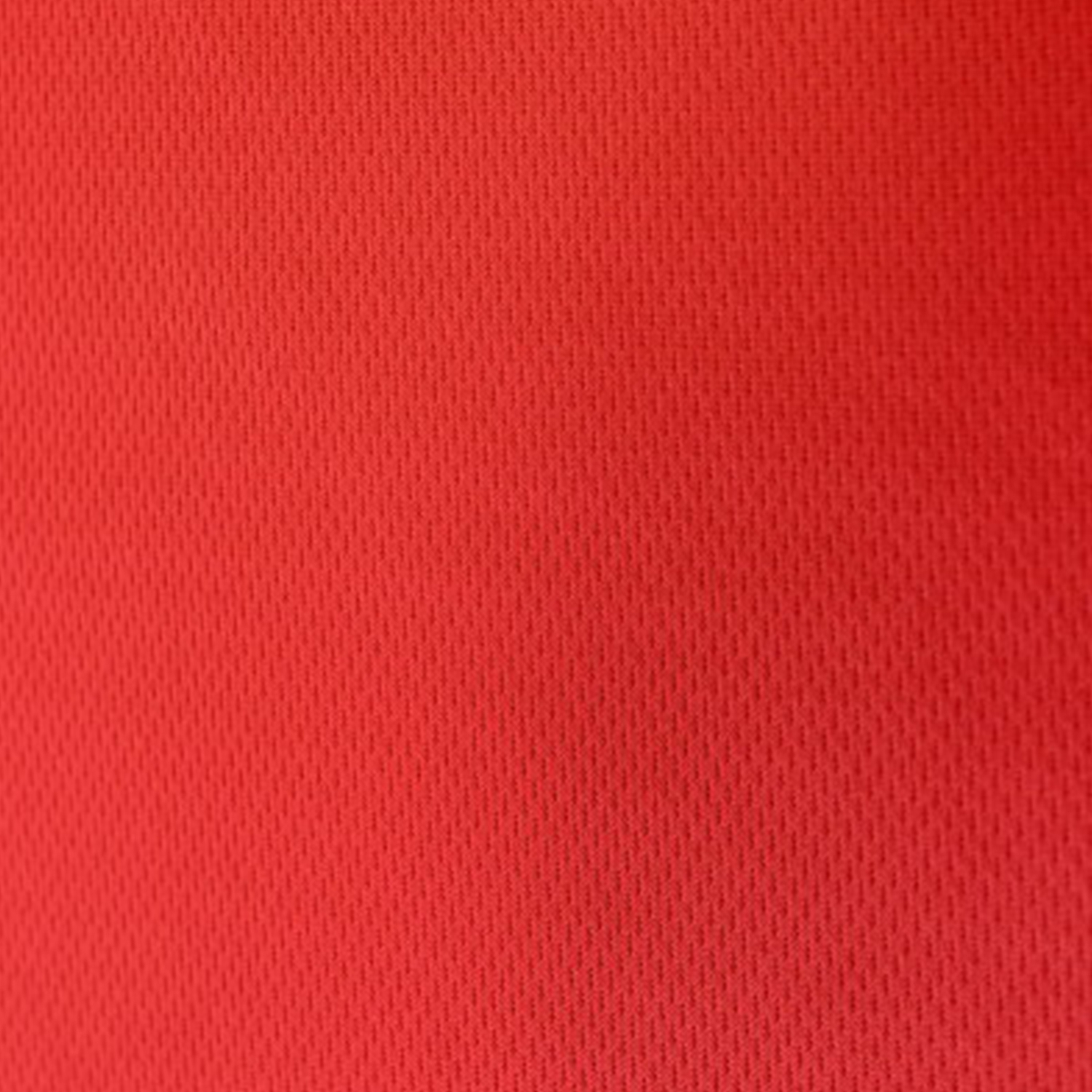 Red Flat Back Dimple Mesh Fabric