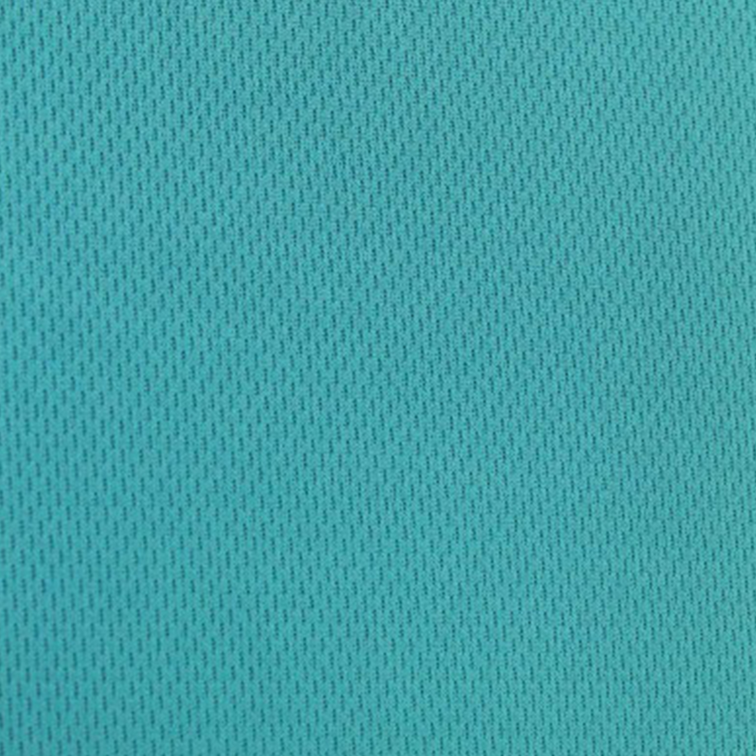 Teal Flat Back Dimple Mesh Fabric