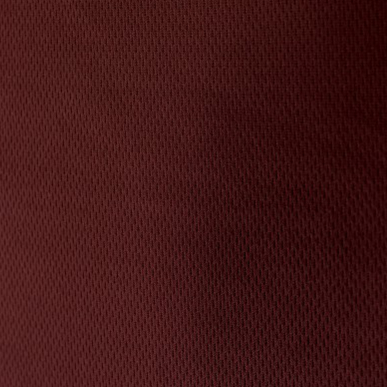 Maroon Flat Back Dimple Mesh Fabric