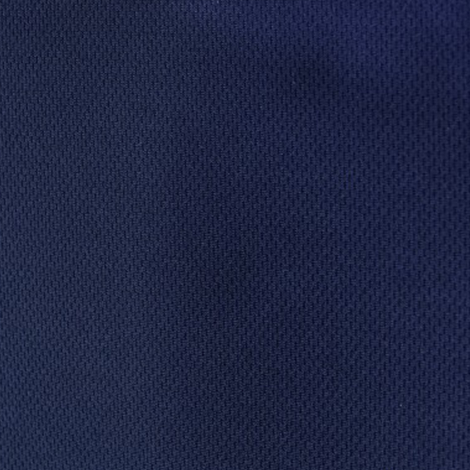 Navy Flat Back Dimple Mesh Fabric