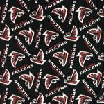 Atlanta Falcons NFL Fleece Fabric